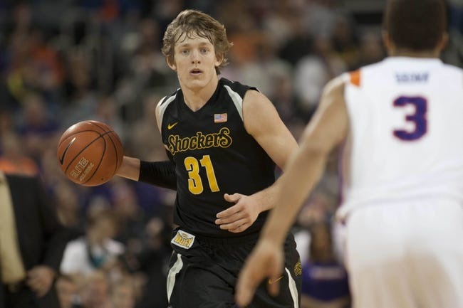 Bradley Braves vs. Wichita State Shockers - 2/4/15 College Basketball Pick, Odds, and Prediction