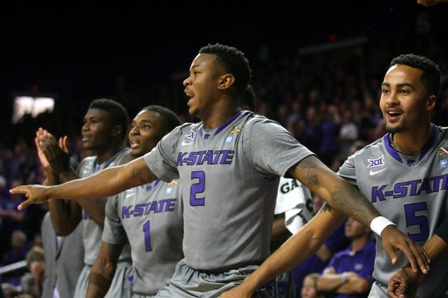 Kansas State Wildcats vs. Oklahoma State Cowboys - 1/24/15 College Basketball Pick, Odds, and Prediction