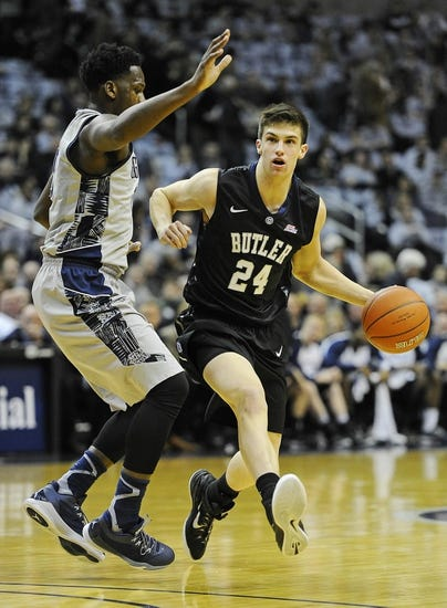 Butler Bulldogs vs. Seton Hall Pirates - 1/25/15 College Basketball Pick, Odds, and Prediction