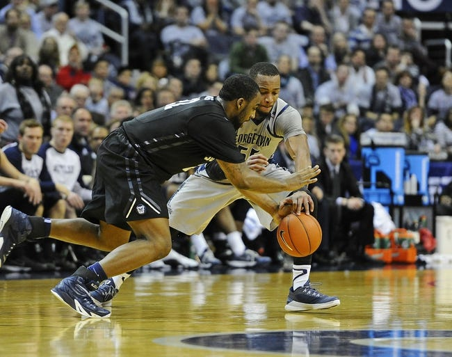 Butler vs. Georgetown - 3/3/15 College Basketball Pick, Odds, and Prediction