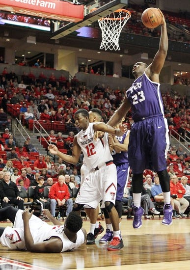 TCU Horned Frogs vs. Texas Tech Red Raiders - 2/25/15 College Basketball Pick, Odds, and Prediction