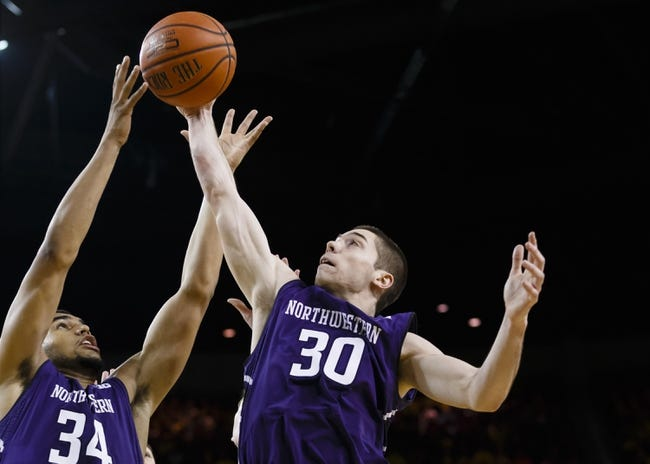 Northwestern vs. Ohio State - 1/22/15 College Basketball Pick, Odds, and Prediction