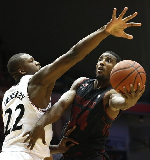 Temple Owls vs. Cincinnati Bearcats - 2/10/15 College Basketball Pick, Odds, and Prediction