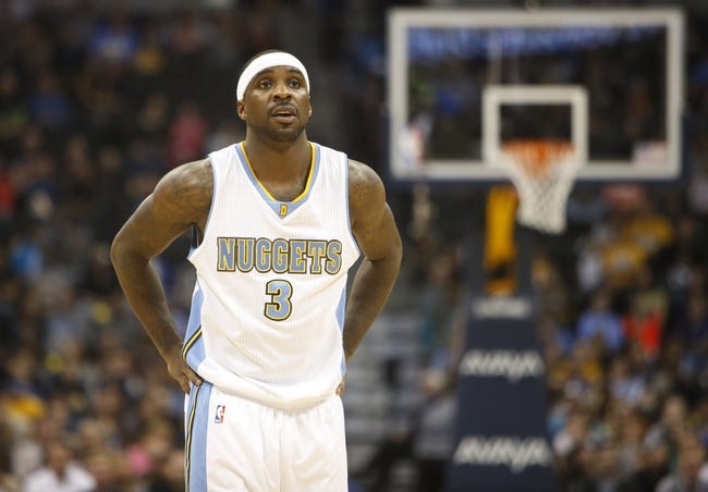 Wizards at Nuggets - 1/25/15 NBA Pick, Odds, and Prediction