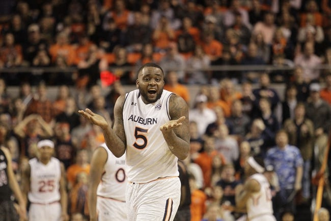 Auburn vs. Mississippi State - 1/21/15 College Basketball Pick, Odds, and Prediction