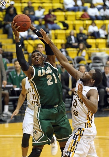 UAB Blazers vs. Southern Miss Golden Eagles - 2/7/15 College Basketball Pick, Odds, and Prediction
