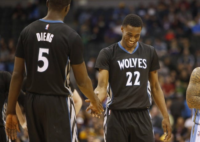 Timberwolves vs. Nuggets - 3/4/15 NBA Pick, Odds, and Prediction