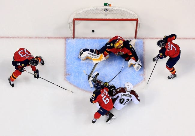Florida Panthers vs. Colorado Avalanche - 10/27/15 NHL Pick, Odds, and Prediction