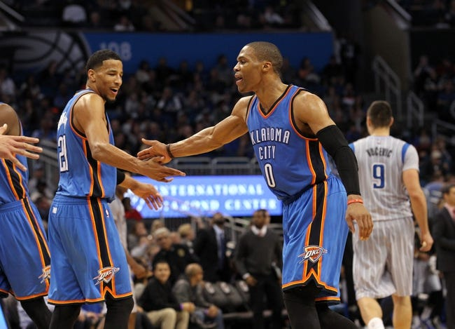Thunder vs. Magic - 2/2/15 NBA Pick, Odds, and Prediction