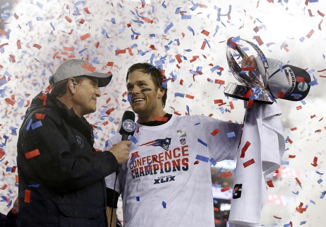 New England Patriots at Indianapolis Colts - 10/18/15 NFL Pick, Odds, and Prediction
