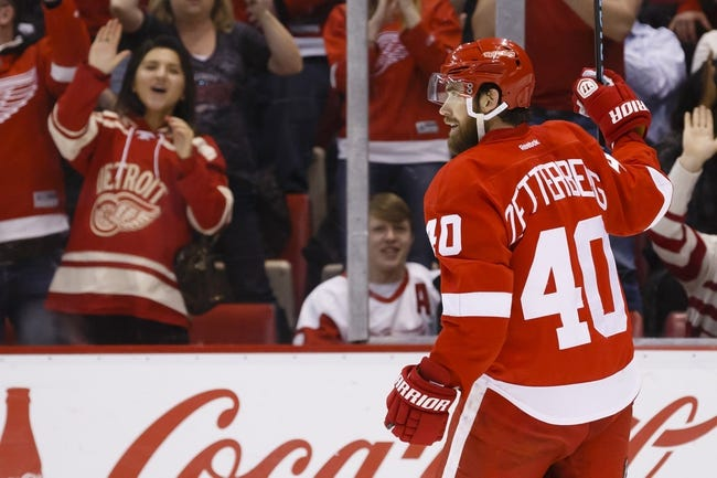 Detroit Red Wings vs. Buffalo Sabres - 12/14/15 NHL Pick, Odds, and Prediction