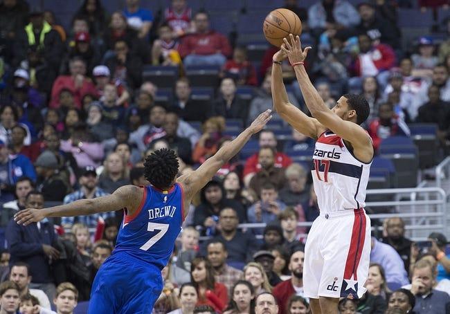 Philadelphia 76ers vs. Washington Wizards - 2/27/15 NBA Pick, Odds, and Prediction
