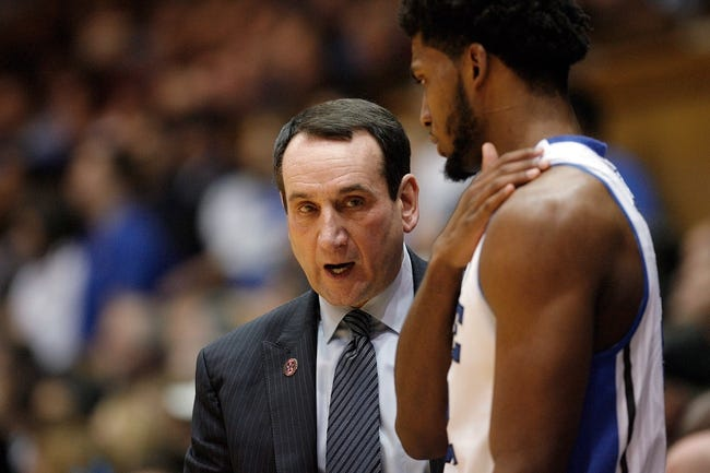 St. John's vs. Duke - 1/25/15 College Basketball Pick, Odds, and Prediction