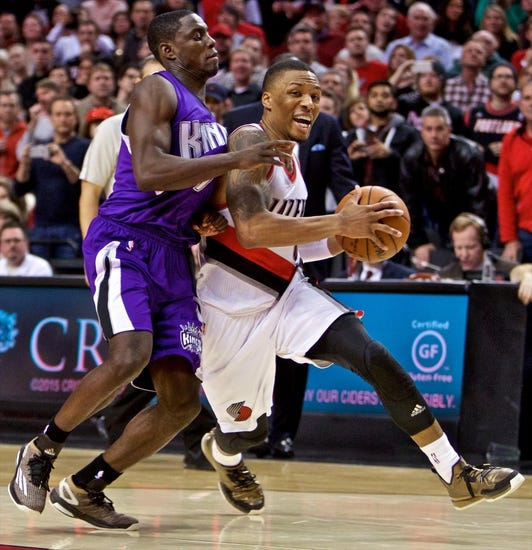 Sacramento Kings vs. Portland Trail Blazers - 3/1/15 NBA Pick, Odds, and Prediction