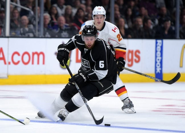 Los Angeles Kings vs. Calgary Flames - 2/12/15 NHL Pick, Odds, and Prediction