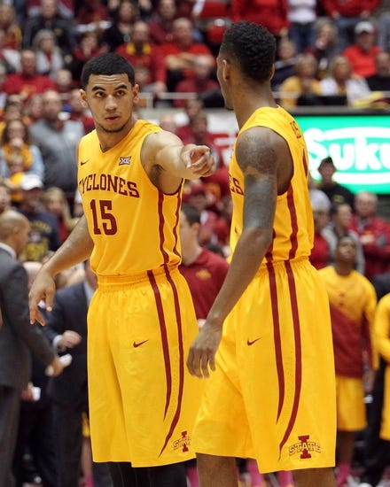 Texas Tech Red Raiders vs. Iowa State Cyclones - 1/24/15 College Basketball Pick, Odds, and Prediction