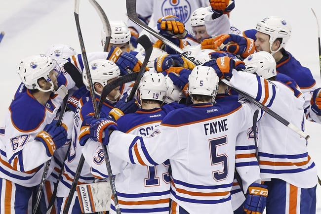 Edmonton Oilers vs. Washington Capitals - 10/23/15 NHL Pick, Odds, and Prediction