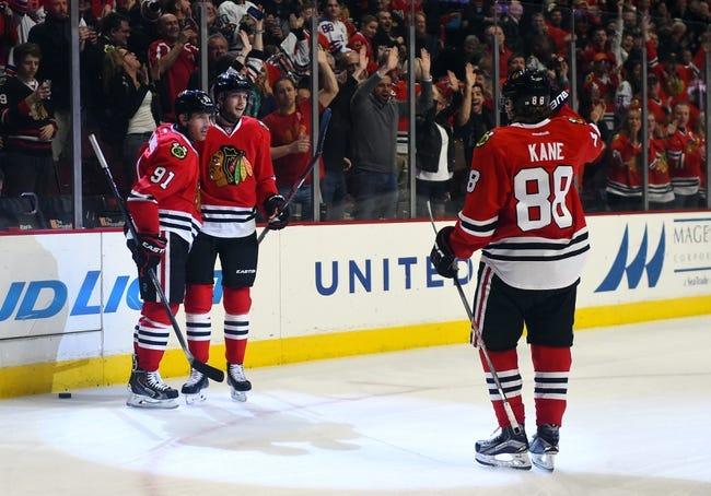 NHL | Arizona Coyotes (19-27-7) at Chicago Blackhawks (33-18-2)