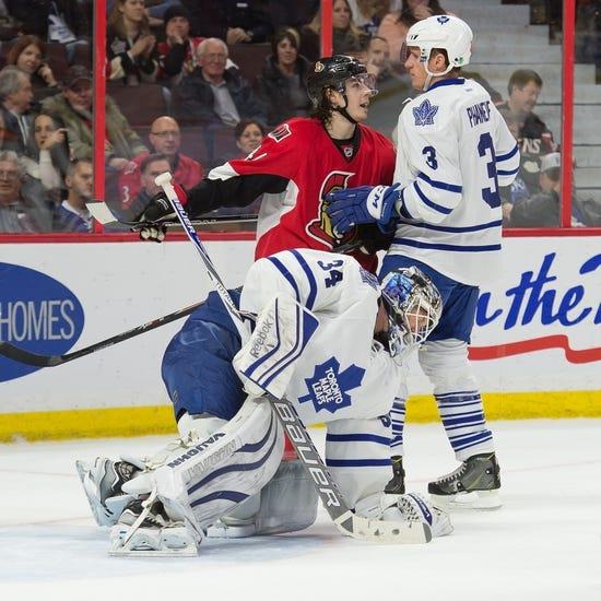 Ottawa Senators vs. Toronto Maple Leafs - 3/21/15 NHL Pick, Odds, and Prediction