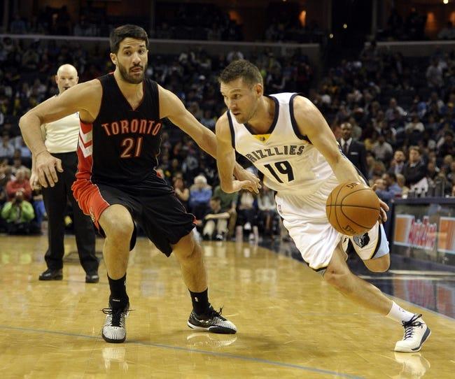 Raptors vs. Grizzlies - 2/21/16 NBA Pick, Odds, and Prediction