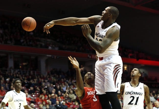 Houston vs. Cincinnati - 2/21/15 College Basketball Pick, Odds, and Prediction