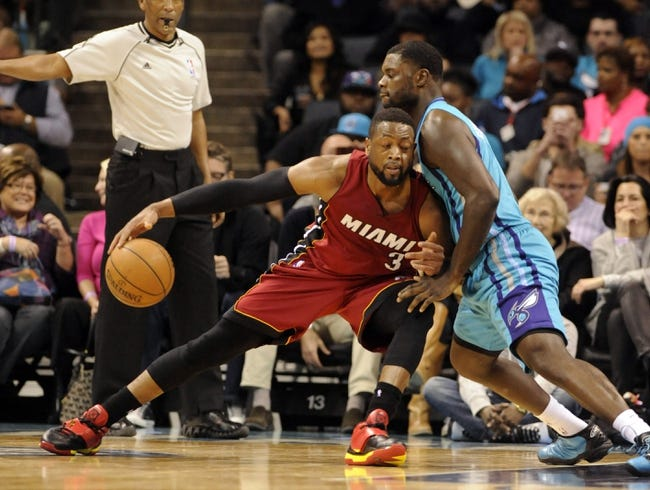 Miami Heat vs. Charlotte Hornets - 4/7/15 NBA Pick, Odds, and Prediction