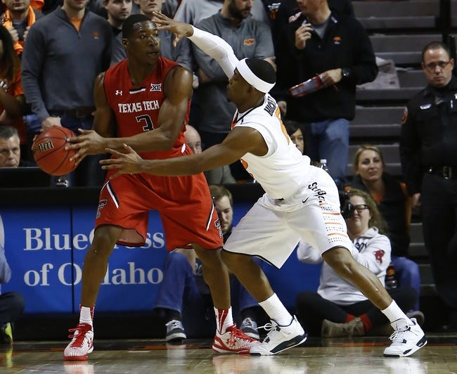 Texas Tech vs. Oklahoma State - 2/28/15 College Basketball Pick, Odds, and Prediction