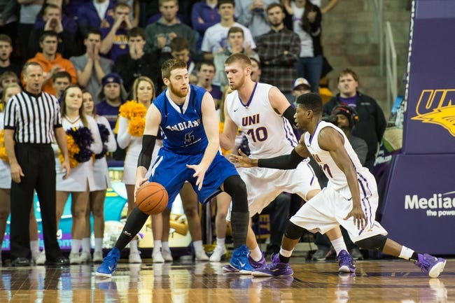 Indiana State vs. Northern Iowa - 2/3/15 College Basketball Pick, Odds, and Prediction
