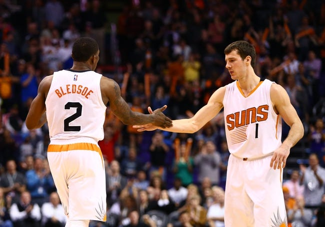 Suns vs. Bulls 1/30/15 -  NBA Pick, Odds, and Prediction