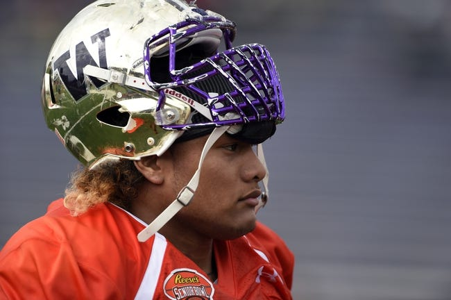 2015 NFL Draft Scouting Report: Danny Shelton
