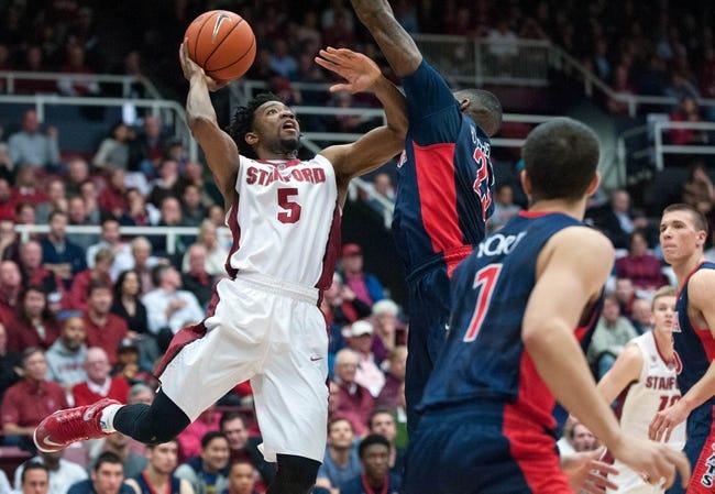 Stanford vs. Arizona State - 1/25/15 College Basketball Pick, Odds, and Prediction