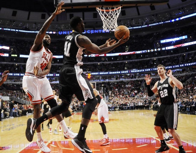Spurs vs. Bulls - 3/8/15 NBA Pick, Odds, and Prediction
