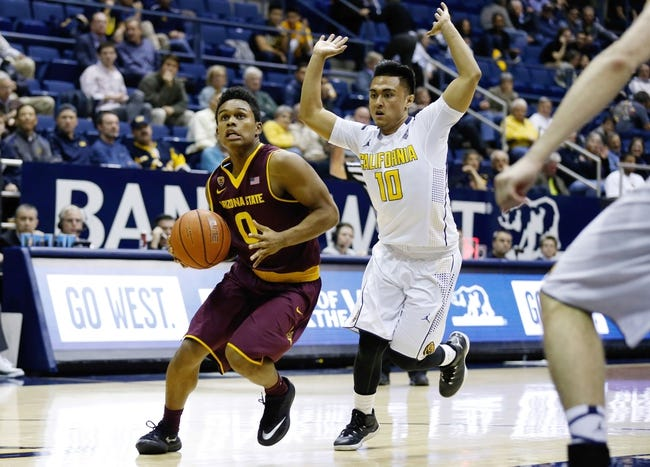 Arizona State vs. Cal - 3/7/15 College Basketball Pick, Odds, and Prediction