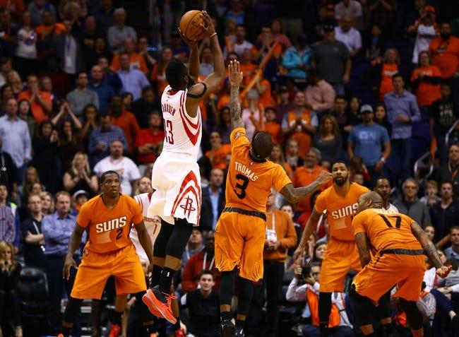 Suns vs. Rockets - 2/10/15 NBA Pick, Odds, and Prediction