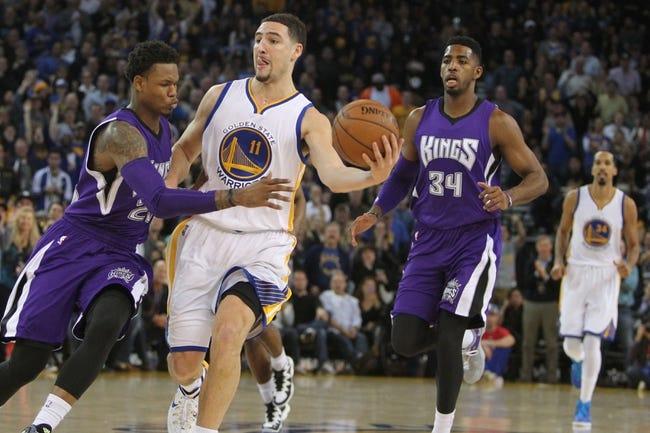 Warriors at Kings - 2/3/15 NBA Pick, Odds, and Prediction