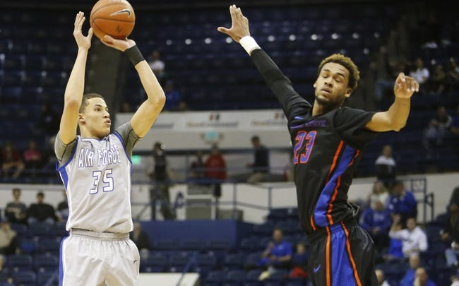 Boise State Broncos vs. Air Force Falcons - 2/11/15 College Basketball Pick, Odds, and Prediction