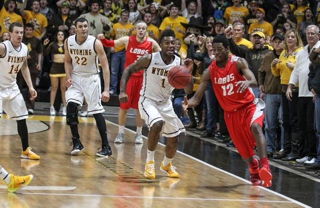 New Mexico vs. Wyoming - 3/7/15 College Basketball Pick, Odds, and Prediction