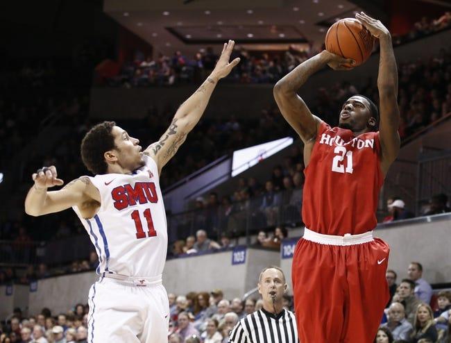 Houston vs. East Carolina - 3/8/15 College Basketball Pick, Odds, and Prediction