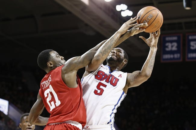 Houston Cougars vs. Southern Methodist Mustangs - 2/12/15 College Basketball Pick, Odds, and Prediction