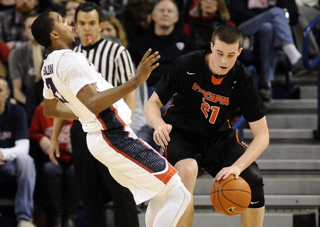 Pacific vs. Pepperdine -  College Basketball Pick, Odds, and Prediction