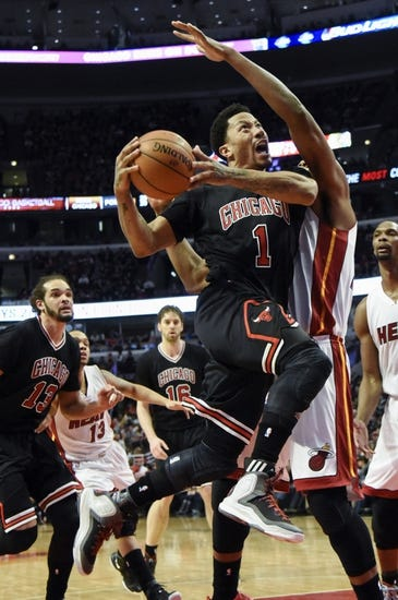Miami Heat vs. Chicago Bulls - 4/9/15 NBA Pick, Odds, and Prediction