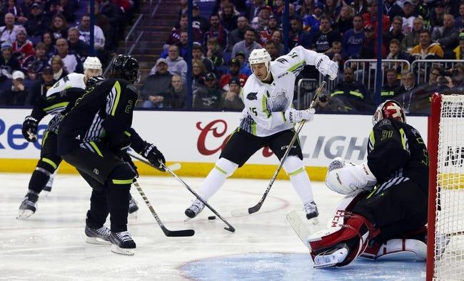 NHL | Chicago Blackhawks (30-16-2) at Anaheim Ducks (32-11-6)
