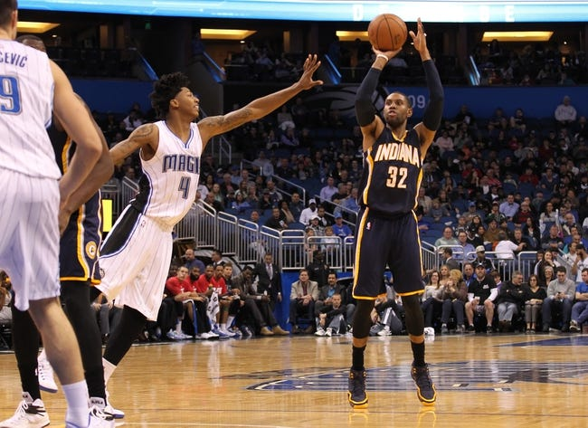 Magic at Pacers - 3/10/15 NBA Pick, Odds, and Prediction