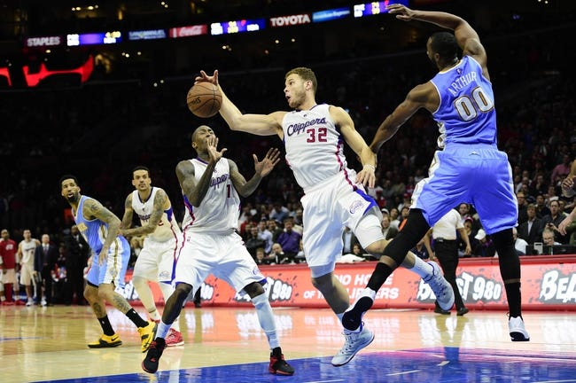 Nuggets vs. Clippers - 4/4/15 NBA Pick, Odds, and Prediction