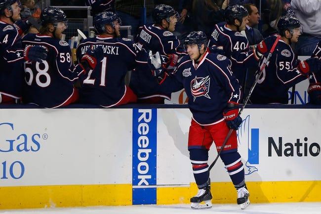 NHL | Arizona Coyotes (18-26-6) at Columbus Blue Jackets (21-24-3)