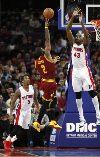 Detroit Pistons vs. Cleveland Cavaliers - 2/24/15 NBA Pick, Odds, and Prediction