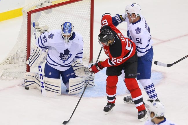 New Jersey Devils vs. Toronto Maple Leafs - 2/6/15 NHL Pick, Odds, and Prediction