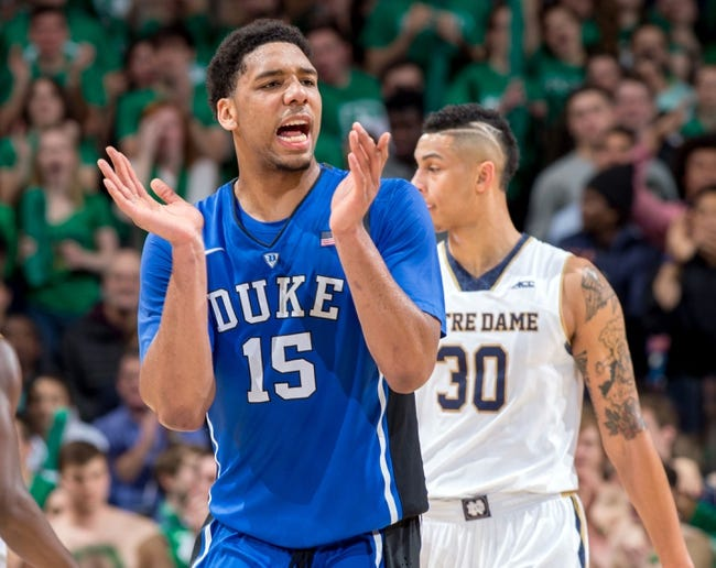 2015 NBA Mock Draft: Los Angeles Lakers Select Jahlil Okafor