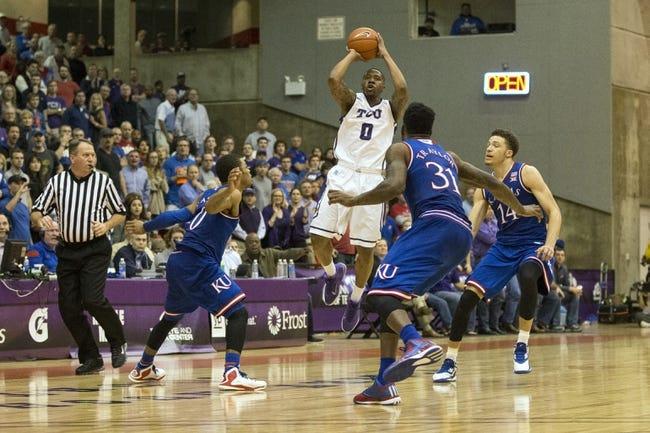 Kansas vs. TCU - 2/21/15 College Basketball Pick, Odds, and Prediction