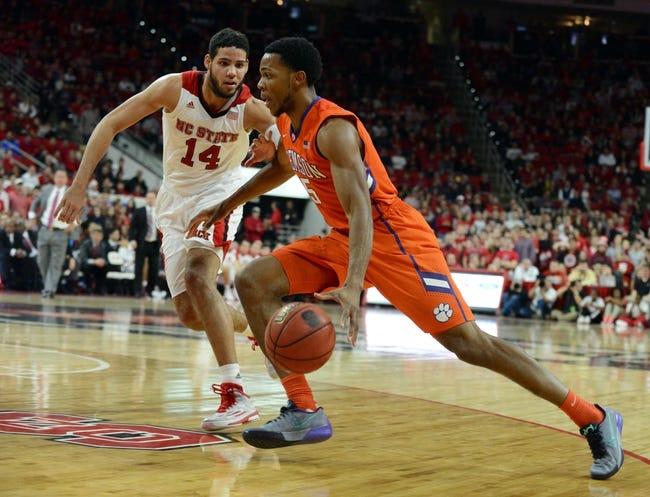 Clemson vs. North Carolina State - 3/3/15 College Basketball Pick, Odds, and Prediction
